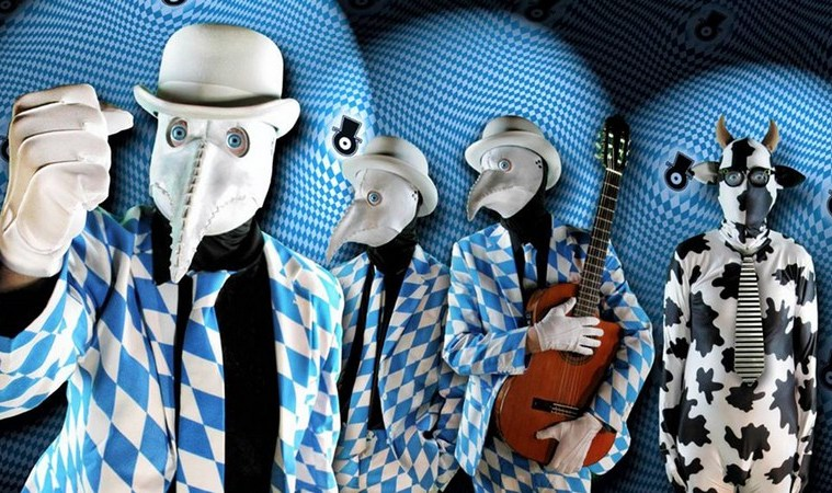 The Residents - Coopérative de mai, Clermont-Ferrand,  25/11/2017