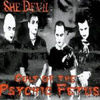 Cult Of The Psychic Fetus - She devil