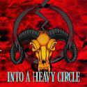 Into a heavy circle