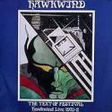 The text of festival - Hawkwind live 1970-2