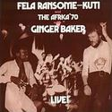 With Ginger Baker - Live !