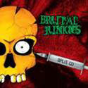 Brutal junkies split CD