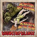 Monsters and humans horrorific and all new !