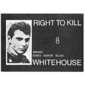 Right To Kill, Dedicated To Denis Andrew Nilsen