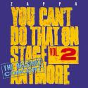 You can't do that on stage anymore (volume 2)